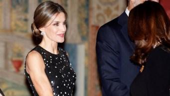 La reina Letizia de España visitará México