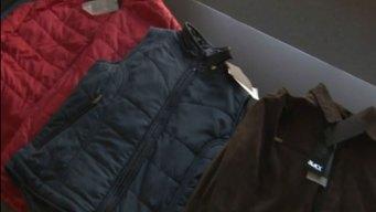 Mexicanos buscan protección en la ropa blindada