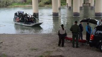 Encuentran cuerpo de un migrante en el Río Grande
