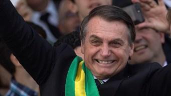 Operan por cuarta vez del abdomen a Bolsonaro
