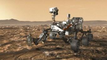 """""""Muerta"""" en Marte: la increíble sonda que se silenció"""
