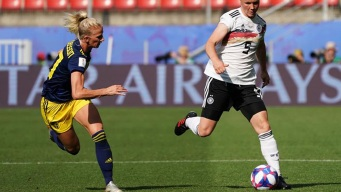 Suecia da el batacazo ante Alemania y pasa a semifinales