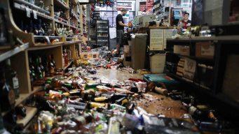 Cómo reaccionar en medio de un terremoto