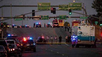 Tiroteo en California: muere policía y el sospechoso