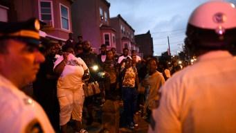 Filadelfia: tiroteo termina en arresto tras horas de tensión
