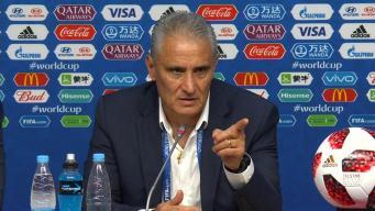 """Tite: """"La lista de Brasil para Copa América aún está abierta"""""""