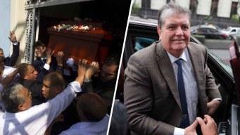 Familia: expresidente dejó carta antes de suicidarse