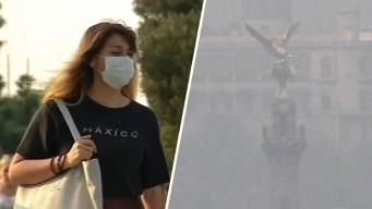 CDMX, entre las ciudades con el aire más contaminado