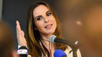 Archivan investigación contra Kate del Castillo