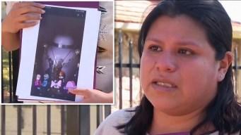 """""""Volví a perderla"""": le roban las cenizas de su única hija"""
