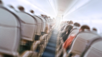 """Turbulencia: la verdad detrás del """"riesgo"""" al volar"""