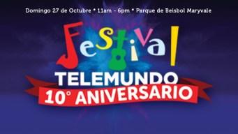 Video: Festival Telemundo 2013 en Phoenix
