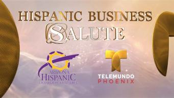 Video: Hispanic Business Salute 2013