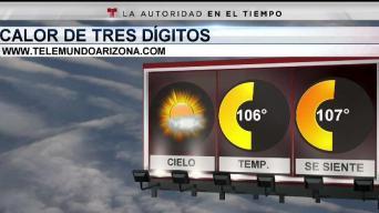 Calor de tres dígitos en Arizona