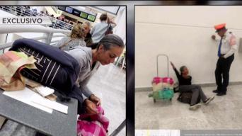 Exclusiva: Familia halla a su hija deambulando en México