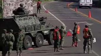 La sangrienta guerra contra el narco en México