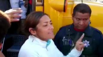 """Arrestan a mexicana """"defensora"""" de migrantes"""