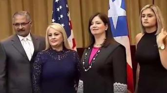 Puerto Rico tiene nueva gobernadora