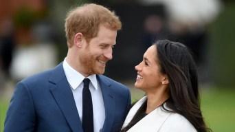 Anuncian fecha para la boda de Harry y Meghan Markle
