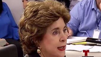 Extorsionan a la exgobernadora Sila María Calderón