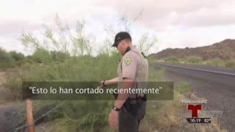 """Reportaje especial: La vida de un """"Burrero"""", contrabandista de drogas (Parte 2)"""