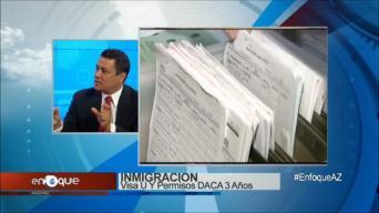 Visas U y Permisos DACA 3 años