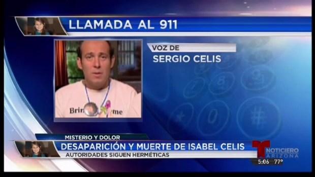 Vigilia en memoria de Isabel Celis