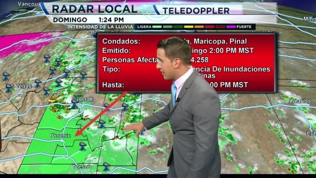[TLMD - AZ] Furia del monzón deja muertes en Arizona
