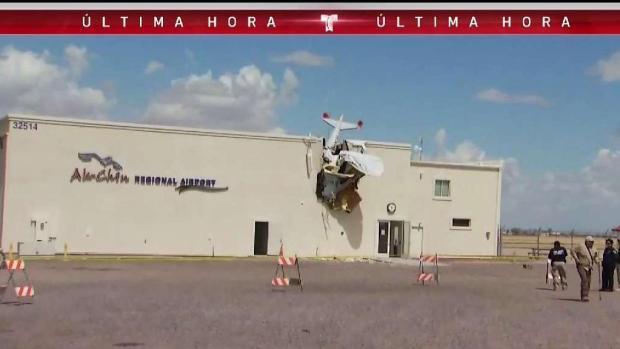 [TLMD - AZ] 2 heridos tras accidente aéreo en aeropuerto cerca de Maricopa