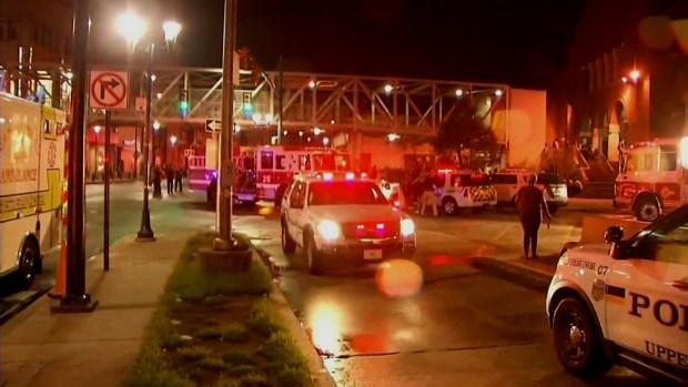 Brutal choque de trenes deja al menos 33 heridos
