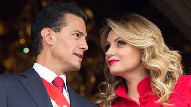 Peña Nieto enciende las redes con mensaje cumpleañero a Angélica Rivera