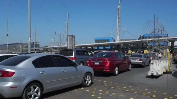 [TLMD - SD] Agentes estadounidenses cruzan a México con armas