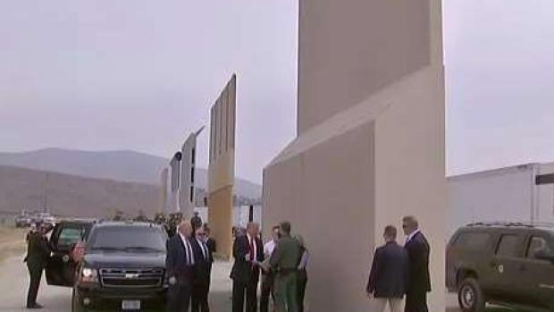[TLMD - LV] Aprueban fondos para el muro y el Congreso vota