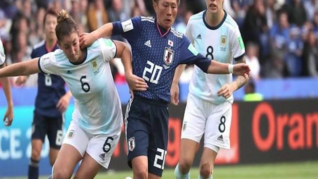 [TLMD - NATL] Argentina saca empate con sabor a victoria contra Japón