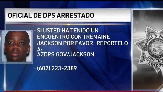[TLMD - AZ] Arrestan a oficial de DPS por 61 cargos