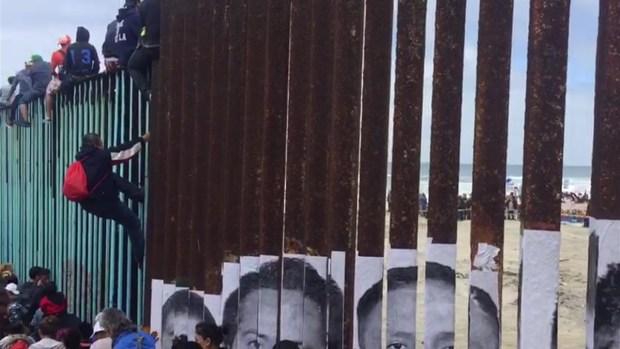 [TLMD - AZ] Así llega la Caravana Migrante a la frontera