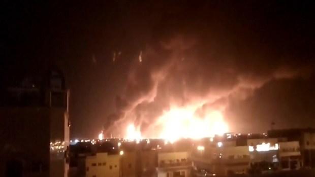 [TLMD - NATL] Ataque letal de drones a refinerias en Arabia Saudita