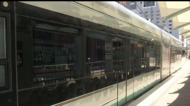 [TLMD - AZ] Buscan terminar la ampliación del tren ligero