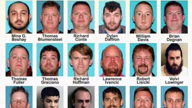 [TLMD - NY] Caen presuntos depredadores sexuales en Nueva Jersey