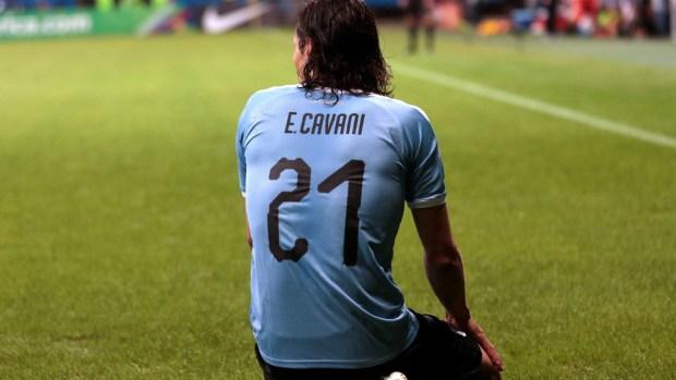 El segundo golazo uruguayo que fue anulado
