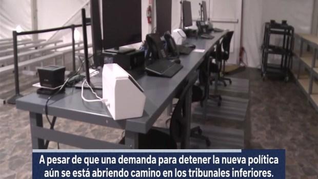 [TLMD - LV] Corte Suprema permite restricciones más severas a solicitantes de asilo
