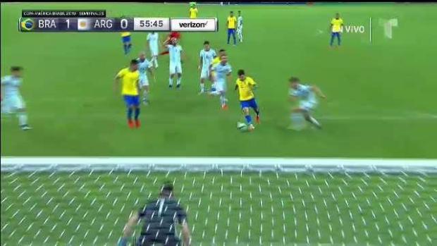 [TLMD - National - LV] Coutinho se come un gol gigante frente al arco
