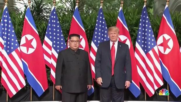 [TLMD - MIA] Histórico encuentro Trump Kim