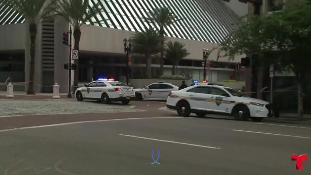 Tiroteo en Jacksonville deja varios muertos y heridos