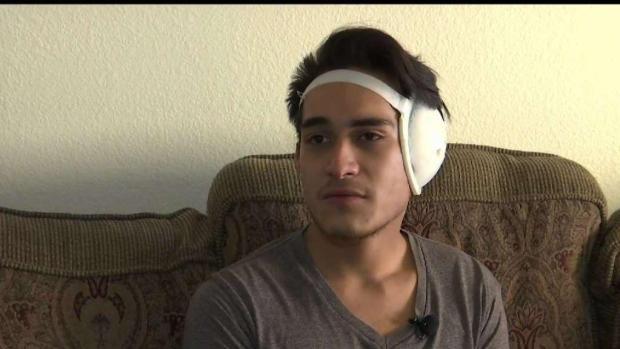 [TLMD - AZ] Joven es acusado de arrancar parte de la oreja a su novio
