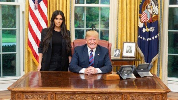 Tras petición de Kim Kardashian, Trump liberará a la bisabuela condenada a cadena perpetua