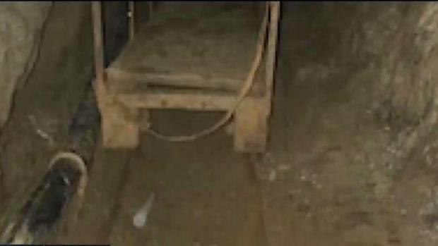 Descubren túnel fronterizo en el sur de California
