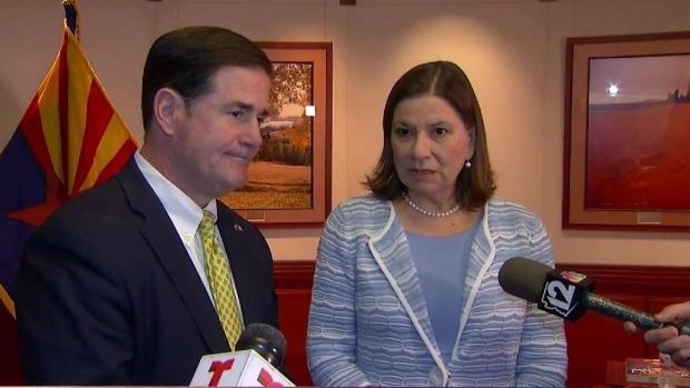 [TLMD - AZ] Embajadora de México en Estados Unidos visita Phoenix