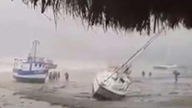 Emergencia en Centroamérica por la tormenta tropical Nate