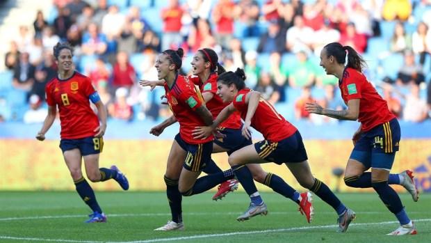 [WWC 2019] España remonta y consigue una victoria histórica ante Sudáfrica